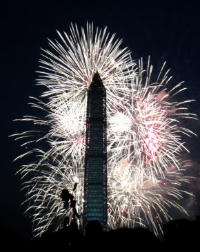 Celebrating Independence Day in America's Capital City
