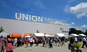 The DC Scoop: Celebrating National Ice Cream Day at Union Market